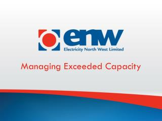 Managing Exceeded Capacity