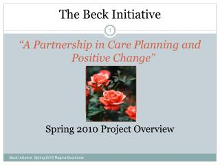 The Beck Initiative