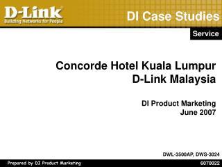 DI Case Studies