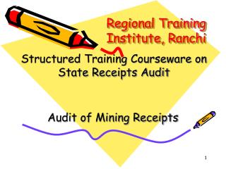 Regional Training Institute, Ranchi