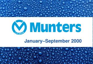 January–September 2000