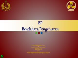 BP Bendahara Pengeluaran
