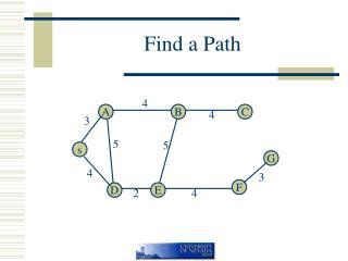Find a Path