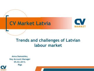 CV Market  Latvia