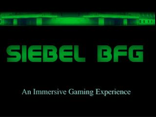 An Immersive Gaming Experience