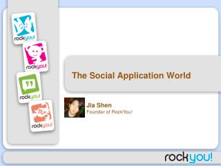 The Social Application World