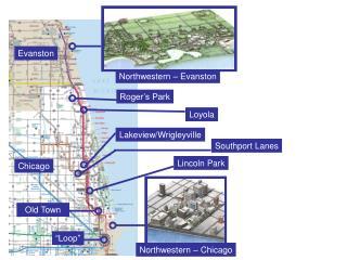 Northwestern – Evanston