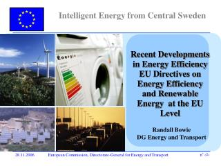 Intelligent Energy from Central Sweden