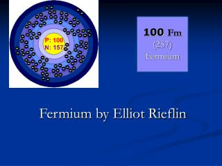 Fermium by Elliot Rieflin