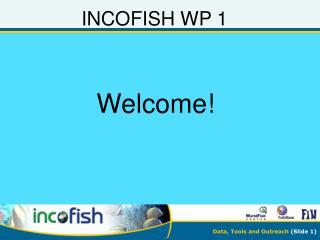 INCOFISH WP 1