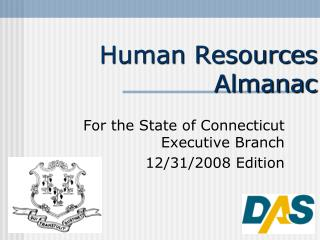 Human Resources Almanac