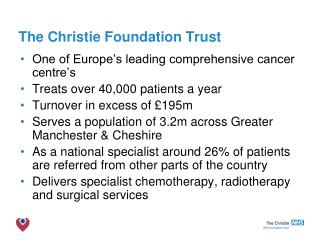 The Christie Foundation Trust