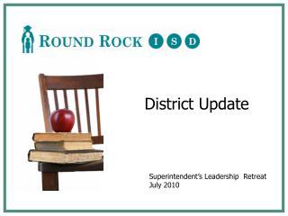 District Update