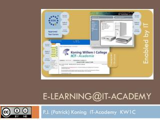 E-Learning@IT-Academy