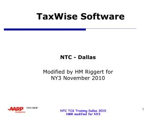 TaxWise Software