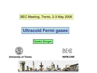 Ultracold Fermi gases