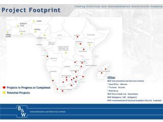 Project Footprint