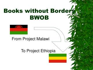 Books without Borders BWOB