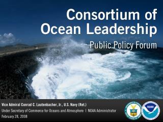 Consortium of  Ocean Leadership