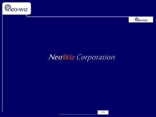 Neo Wiz Corporation