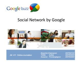 Social Network by Google
