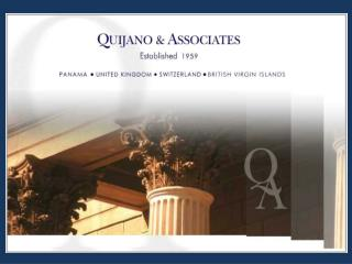 Oliver Muñoz Quijano & Associates (BVI)  Limited Sheraton  Palace Hotel Moscow ,  Russia