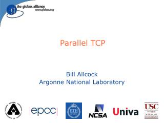 Parallel TCP
