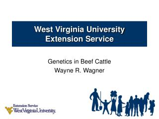 West Virginia University Extension Service