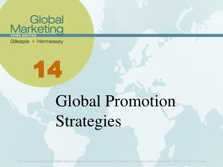 Global Promotion Strategies