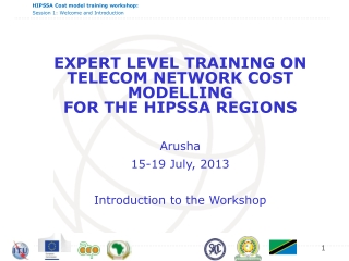 Assistance in Statistical Training:  The experience of Eastern Africa Statistical Training Centre EASTC