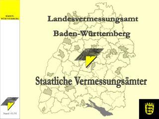 Landesvermessungsamt Baden-Württemberg