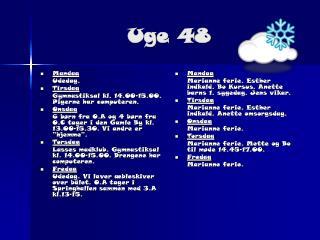 Uge 48