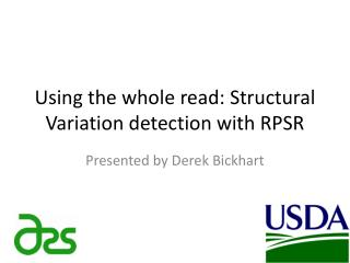 Using the whole read: Structural Variation detection with RPSR