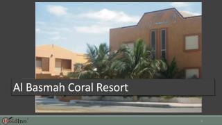 Al Basmah Coral Resort - Jeddah Hotels