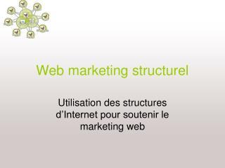 Web marketing structurel