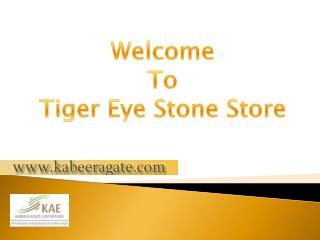 Advantages and Benefits of Tiger Eye Gemstones