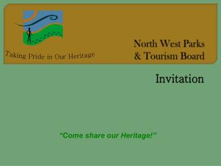 North West Parks  & Tourism Board