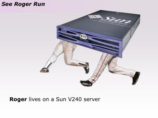See Roger Run