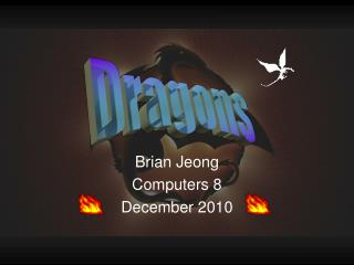 Brian Jeong Computers 8 December 2010