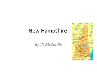 New  Hampshire�