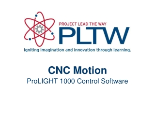 ProLIGHT 1000 Control Software
