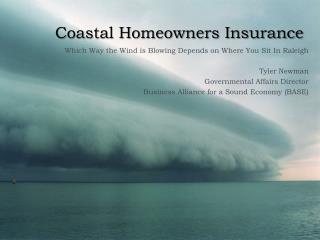 Coastal Homeowners Insurance