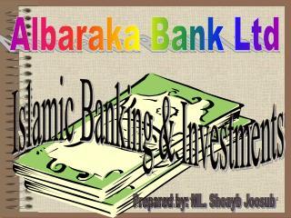 Albaraka Bank Ltd
