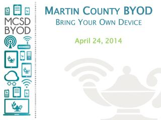 Martin County BYOD Bring Your Own Device