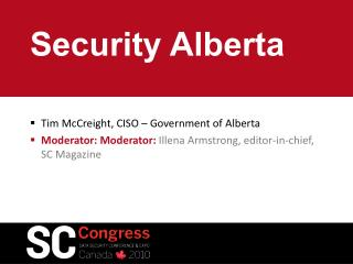 Security Alberta