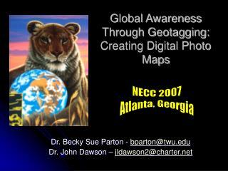 Global Awareness Through Geotagging: Creating Digital Photo Maps
