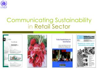 Communicating Sustainability  in  Retail Sector