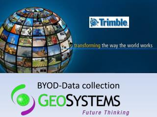BYOD-Data collection