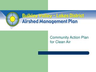 Community Action Plan for Clean Air