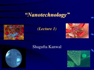 """""""Nanotechnology"""""""